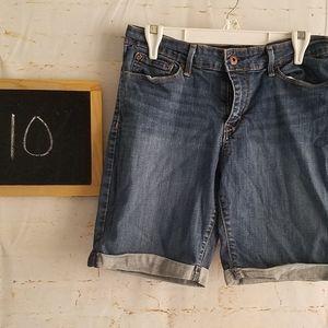 Denizen from Levi's Denim Shorts Size 10